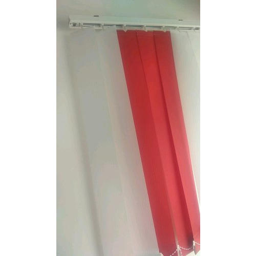 Vertical PVC Decorative Blinds