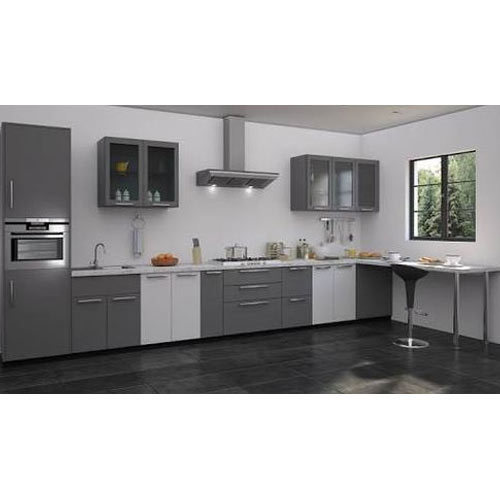 Designer Modular Kitchen At Rs 360 Square Feet: Modern Modular Kitchen, Modern Kitchens, Modular Kitchen