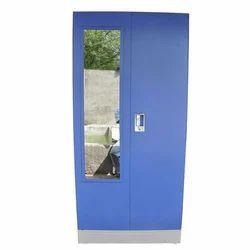 Blue Stylish Steel Almirah
