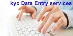 12 Month Online Kyc Data Entry Services, Banking