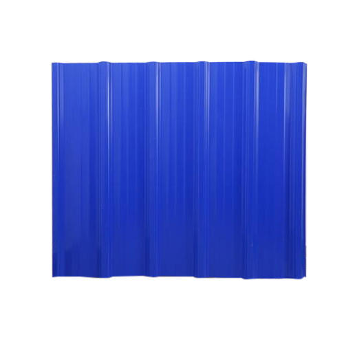 Blue Metal Anti Corrosive Roofing Sheet Rs 300 Square