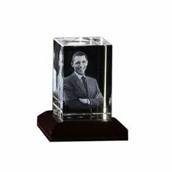 Yash Sublimation 3D Crystals Gift