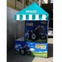 Conical Display Tent