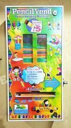 Pencil Vending Machine