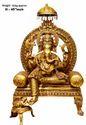 Ganesh Singhasan Statue