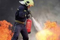 Aska Powder Fire Extinguisher