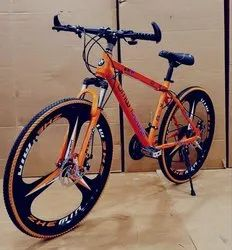 BMW Power Orange MTB Cycle