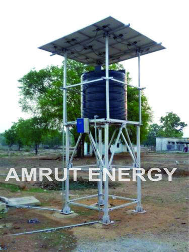 1 Hp Solar Water Pump For Home And Commercial Rs 85000 Set Amrut Energy Private Limited Id 13222734273