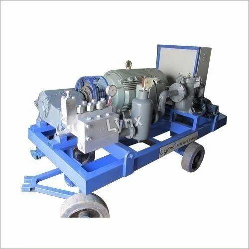 Triplex Ultra High Pressure Pumps