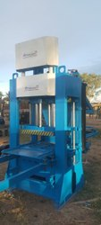 Fly Ash 8 Brick Making Machine