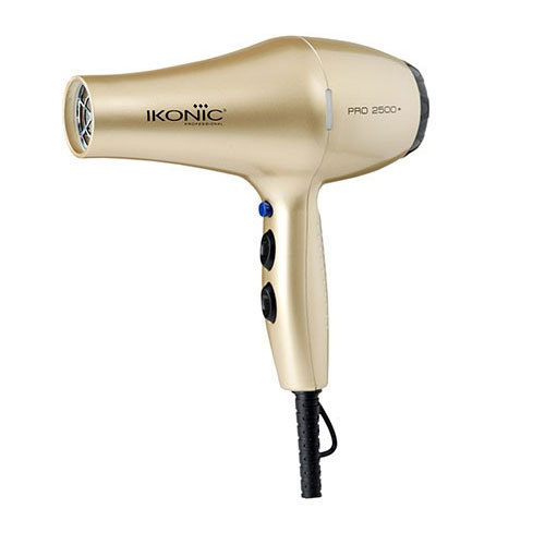Plastic Ikonic Pro 2500 Hair Dryer, 220