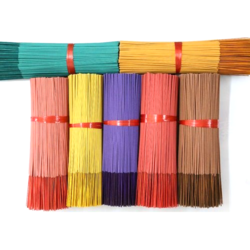 Color Raw Incense Stick