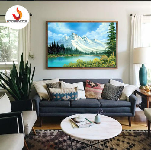 Scenery Wall Painting