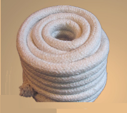 shree firepack safety pvt ltd Natural Ceramic Fiber Braided Rope