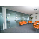 Modern Office Glass Partition