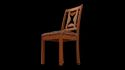 Solid Wood Dinning Room Chair