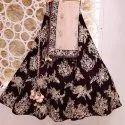 Ladies Embroidered Bridal Lehenga