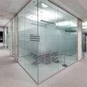 Transparent Frameless Toughened Glass