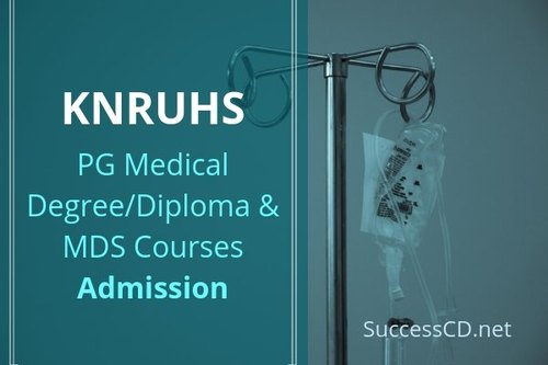 AP PG Medical Admission / Application Form /Counselling / Cutoff