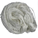 Grey Mulberry Silk Yarn, For Knitting And Weaving