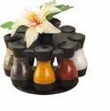 8 Pieces Spice Jar Set