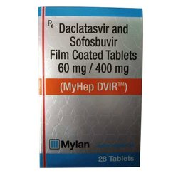 Daclatasvir & Sofosbuvir Film Coated Tablets