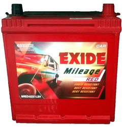 Plastic 100 Ah Exide XP1000 DG Battery