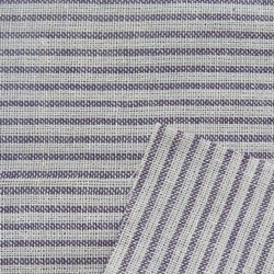 Royal Seersucker Stripes Woven Cotton Fabric