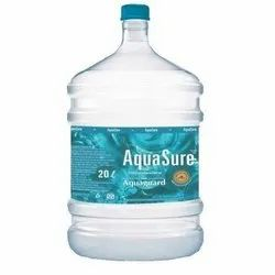 20 Liter Aqua Sure Packaged Drinking Water