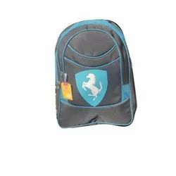 Printed Polyester(Outer) Kids School Bag, Capacity: 5 To 10 Kg