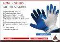 Acme cut resistance gloves