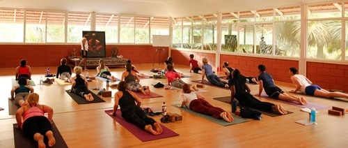 Hatha Yoga Teacher Training Services For Womens In Srirangapatna Mandya Samyak Yoga Id 15574493988