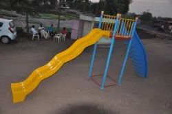 FRP Playground Slide SE-010