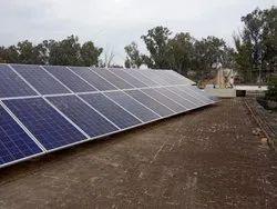 On Grid Solar Plant