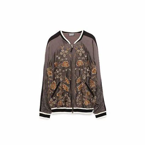 Embroidery Work Designer Jacket