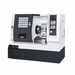 DI-038A Square Hard Guide Way Flat Bed Lathe