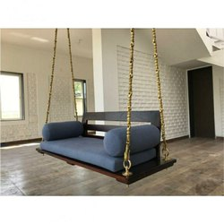 Teakwood Swing Set