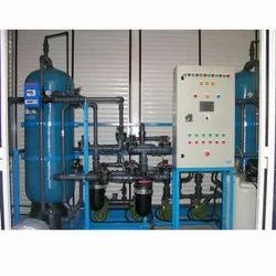 Borewell Grey Water Treatment Plant for Industrial