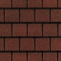 Victorian Red Roofing Shingles