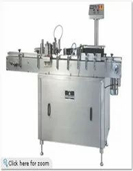 FULLY AUTOMATIC STICKER LABELING MACHINE