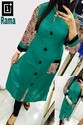 Designer Khadi Cotton Selfie Kurtis