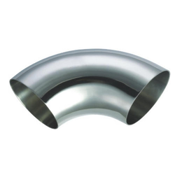 Stainless Steel Elbow, Size: 1/2NB TO 48NB IN