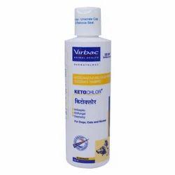 Ketochlor(Ketochonazol Chlorhexidine Gluconate) 200 ML Cleansing