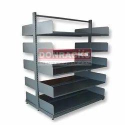Mild Steel Bookshelf