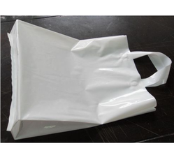 White Plastic Grocery Bag