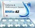 Cefixime Azithromycin Tablet Pharma Franchise