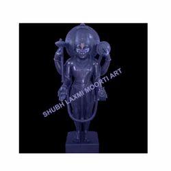 Marble Dwarkadhish Statue