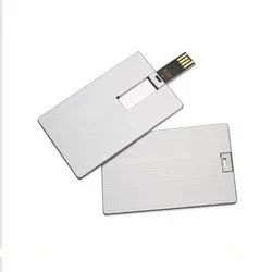 Card Pen Drive with Name Logo Printing