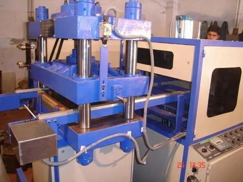 Thermoforming Machines, Automatic Grade: Semi-Automatic, 440 V, Rs 650000 /piece | ID: 4655513230