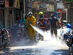 Sanitization Service in Ahmadabad